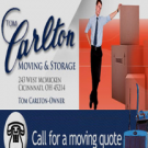 Carlton Movers, Residential Moving, Commercial Moving, Moving Companies, Cincinnati, Ohio