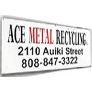 Ace Metal Recycling Inc, Scrap Metal, Recycling, Recycling Centers, Honolulu, Hawaii