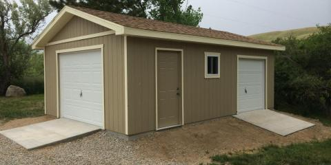3 Reasons a Detached Garage is the Best Choice for Your Property , Rapid City, South Dakota