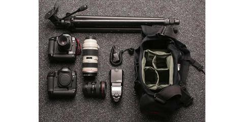 Get All Your Essential Photography Equipment at 17th Street Photo, Manhattan, New York