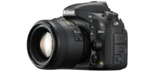 Nikon's New D600 Available For Pre-Order At 17 Street Photo, Manhattan, New York