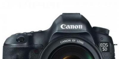 The Latest D-SLR's From Canon and NIkon, Manhattan, New York