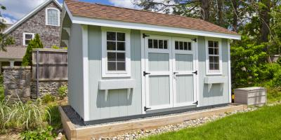 Before Installing a Garden Shed, Take These Steps to Prepare Your Ground, Rapid City, South Dakota