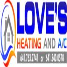 Love's Heating and AC, Air Conditioning Repair, Heating & Air, HVAC Services, Lorimor, Iowa