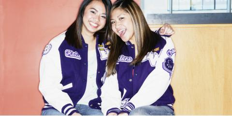 What Is the History of a Team Uniform's Letterman Jacket?, Sioux Falls, South Dakota