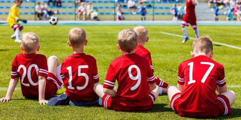 Team Uniform Cleaning Tips for Parents, Sioux Falls, South Dakota