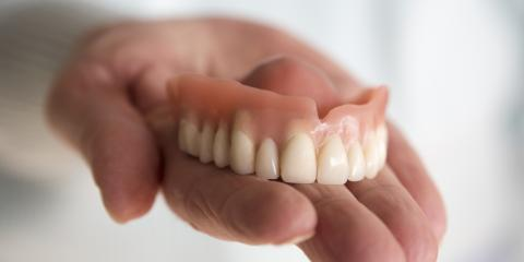 5 Steps to Cleaning Your Dentures Properly  , Sacramento, California