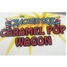 Cracker Box Caramel Pop, Candy & Confections, Gift Shops, Popcorn, Lander, Wyoming