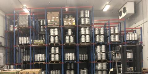 Perishable Items That Require Temperature Controlled Storage, Hialeah, Florida