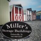 Miller's Storage Buildings, Storage, Sheds & Barns, Fishersville, Virginia