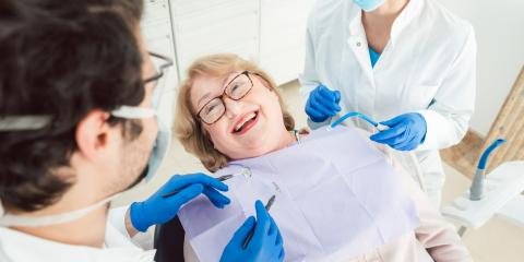 Why Seniors Need Dental Care, Sacramento, California