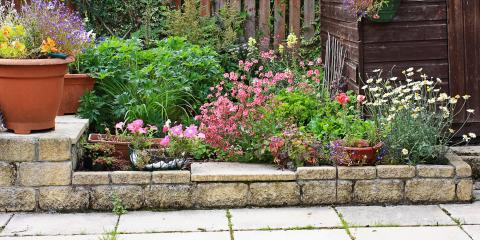 3 Creative Ways a Garden Can Brighten Up Your Patio, Anchorage, Alaska