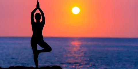 International Yoga Day: Pressing Reset Within, Burnsville, Minnesota