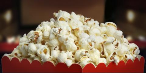 Why Is Popcorn the Go-To Movie Theater Snack?, Lander, Wyoming