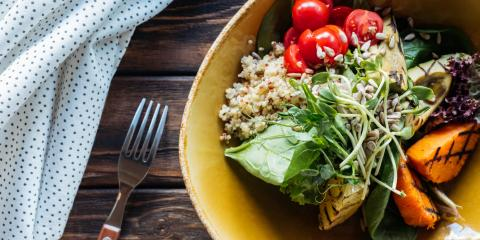 The Top 3 Benefits of a Vegetarian Diet, Atlanta, Georgia