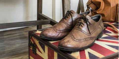 3 Dress Shoe Styles Every Gentleman Deserves, Cincinnati, Ohio