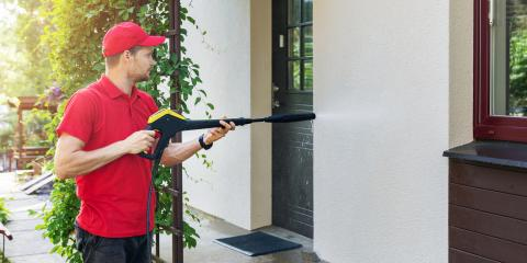 5 Reasons to Power Wash Your Home, Granite, Utah