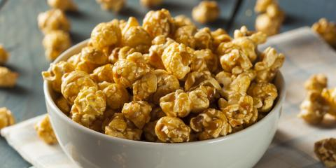 Why Do People Love Caramel Popcorn So Much?, Lander, Wyoming