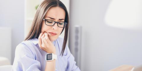 3 Causes of Sensitive Teeth, Sacramento, California
