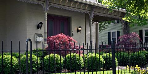 4 Types of Fences for Your Home, Passaic, New Jersey