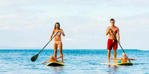 What Are the Health Benefits of Stand-Up Paddleboarding?, Beulah, Michigan