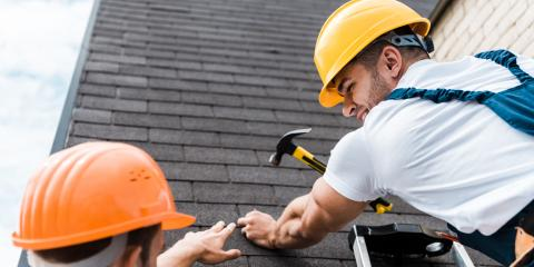 4 Reasons You Need Roof Repair, Clarksville, Maryland