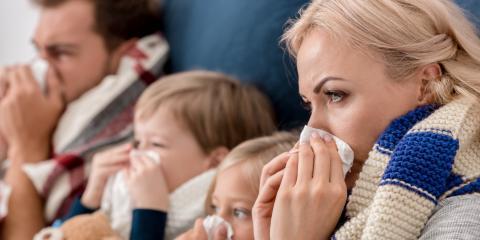 Do You Need a Flu Shot?, Chantilly, Virginia
