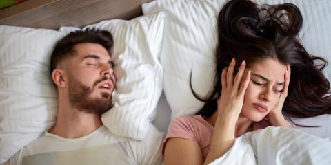 5 Signs You May Have Sleep Apnea , Lake Havasu City, Arizona