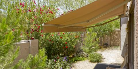 Top 3 Benefits of a Retractable Awning , Bainbridge, New York