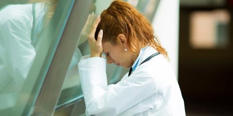 Why Doctors Disengage From Their Work, 13, Maryland
