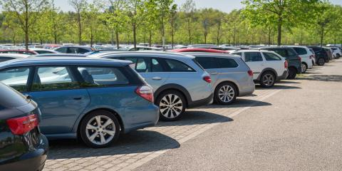 3 Ways to Avoid a Parking Lot Collision, Englewood, Colorado