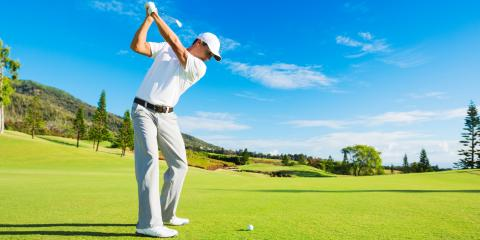 4 Tips For Mastering Your Golf Swing, Licking County, Ohio