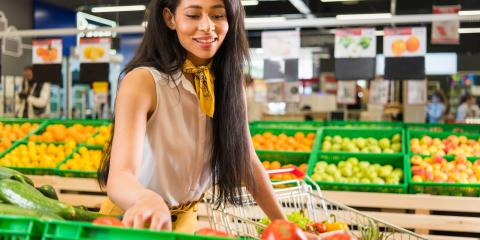 3 Benefits of Local Grocery Shopping, Elyria, Ohio
