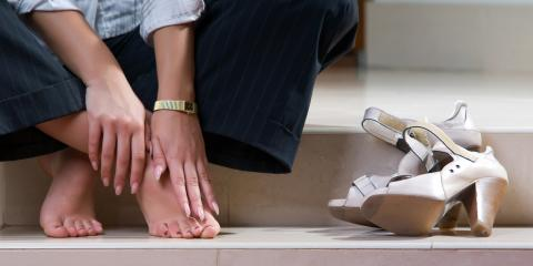 How to Tell If Your Toe Is Broken, High Point, North Carolina