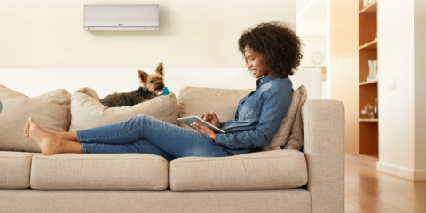 Save up to $500 on a Mitsubishi Electric® System This Fall, Providence, Rhode Island