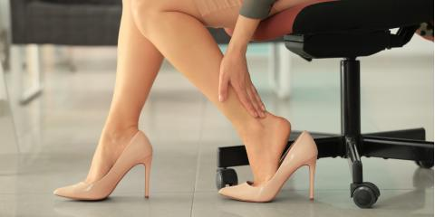 3 Reasons Why High Heels Hurt Your Feet, Honolulu, Hawaii