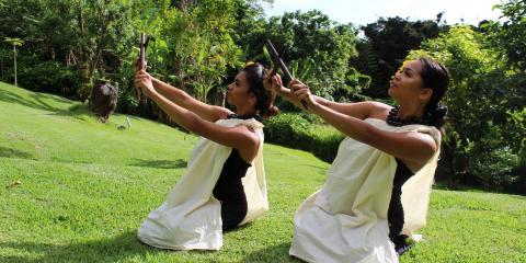 4 Essential Steps of the Hula Dance, Honolulu, Hawaii