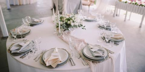 3 Tips for Your Wedding Reception Seating, Lake St. Louis, Missouri