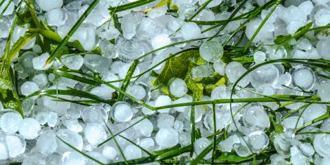 A Guide to Hail Damage & Roofing , Lincoln, Nebraska