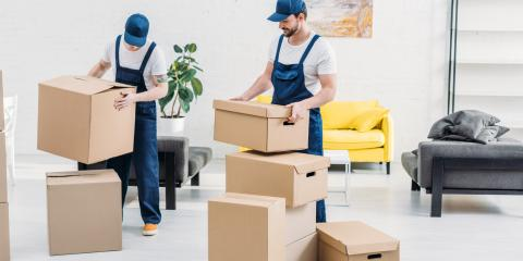 Why You Should Use a Moving Company for a Small Job , Cincinnati, Ohio