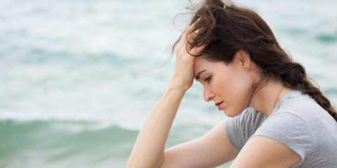 How Depression Affects the Body, Lexington, North Carolina