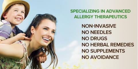 Can Allergies Be Cured?  - Short Video, Chesterfield, Missouri