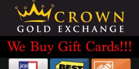 What to do with your giftcards?, Palm Desert, California