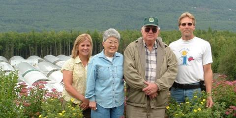 P & M Garden Services Inc. , Lawn & Garden Equipment, Shopping, Eagle River, Alaska