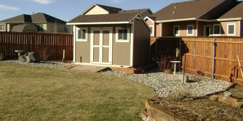 Payment Options for Garden Sheds, Rapid City, South Dakota