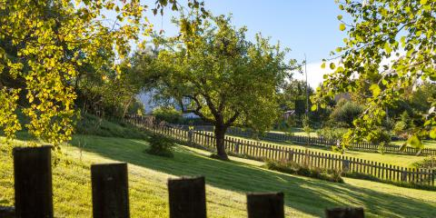3 Common Issues With Building a Fence on a Slope, Anchorage, Alaska