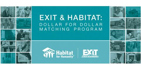 EXIT Donates to Habitat for Humanity , Deadwood, South Dakota
